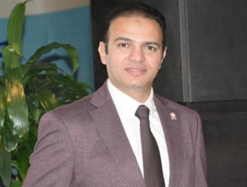 dr Ahmed Saad new